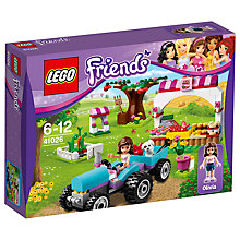 Buy LEGO Friends Olivia's Sunshine Harvest Online at johnlewis.com