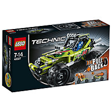 Buy LEGO Technic Desert Racer Online at johnlewis.com