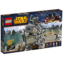 Buy LEGO Star Wars AT-AP Online at johnlewis.com