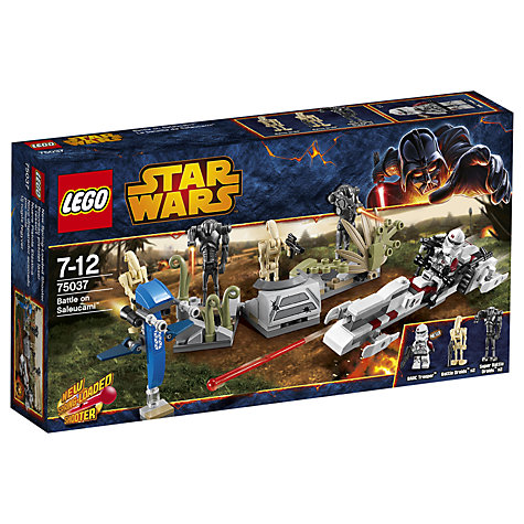 Buy LEGO Star Wars Battle On Saleucami Online at johnlewis.com