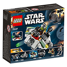 Buy LEGO Star Wars The Ghost Microfighter Online at johnlewis.com