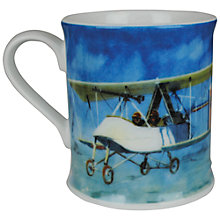 Buy Half Moon Bay Mug, Your Country Planes Online at johnlewis.com