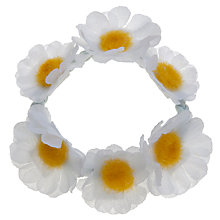 Buy John Lewis Girl Daisy Bun Topper Online at johnlewis.com