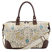 Buy John Lewis Daisychain Overnight Holdall Online at johnlewis.com