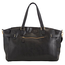 "Buy John Lewis Holdall with 13"" Laptop Sleeve and Small Pouch Online at johnlewis.com"