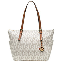 Buy MICHAEL Michael Kors Jet Set Tote Bag Online at johnlewis.com