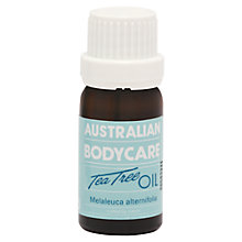Buy Australian Bodycare Tea Tree Oil Online at johnlewis.com