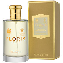Buy Floris Cinnamon and Tangerine Room Fragrance, 100ml Online at johnlewis.com