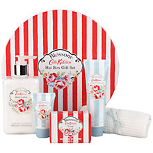 Buy Cath Kidston Blossom Hat Box Gift Set Online at johnlewis.com