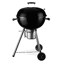 Buy John Lewis Deluxe Kettle Barbecue, Dia.57cm Online at johnlewis.com