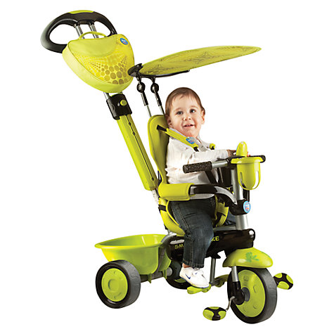 Buy Smart Trike Frog Trike, Green Online at johnlewis.com