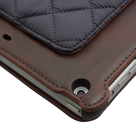 Buy Barbour Quilted Folio Case for iPad Air Online at johnlewis.com