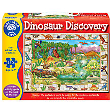 Buy Orchard Toys Dinosaur Discovery Jigsaw Puzzle Online at johnlewis.com