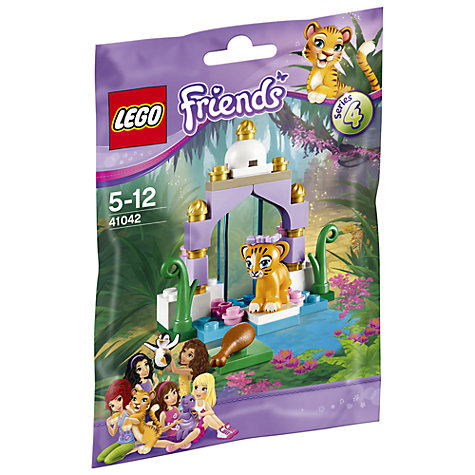 Buy LEGO Friends Little Friends Blind Bag, Assorted Online at johnlewis.com