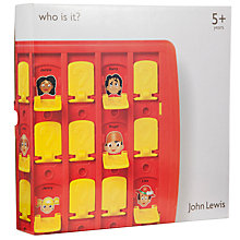 Buy John Lewis Who Is It? Game Online at johnlewis.com