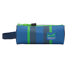Buy John Lewis Pencil Case, Blue/Green Online at johnlewis.com
