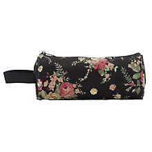 Buy John Lewis Rose Print Pencil Case, Multi Online at johnlewis.com