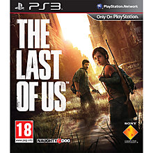 Buy The Last of Us, PS3 Online at johnlewis.com