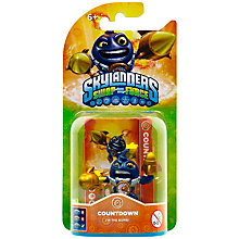 Buy Skylanders Swap Force Countdown, All Platforms Online at johnlewis.com