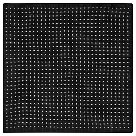Buy Reiss Hampton Micro Polka Dot Pocket Square, Navy Online at johnlewis.com