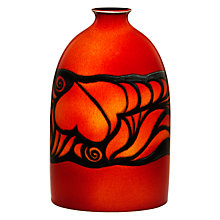 Buy Poole Pottery Cara Bottle Vase, Medium Online at johnlewis.com