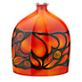 Buy Poole Pottery Cara Bottle Vase Online at johnlewis.com