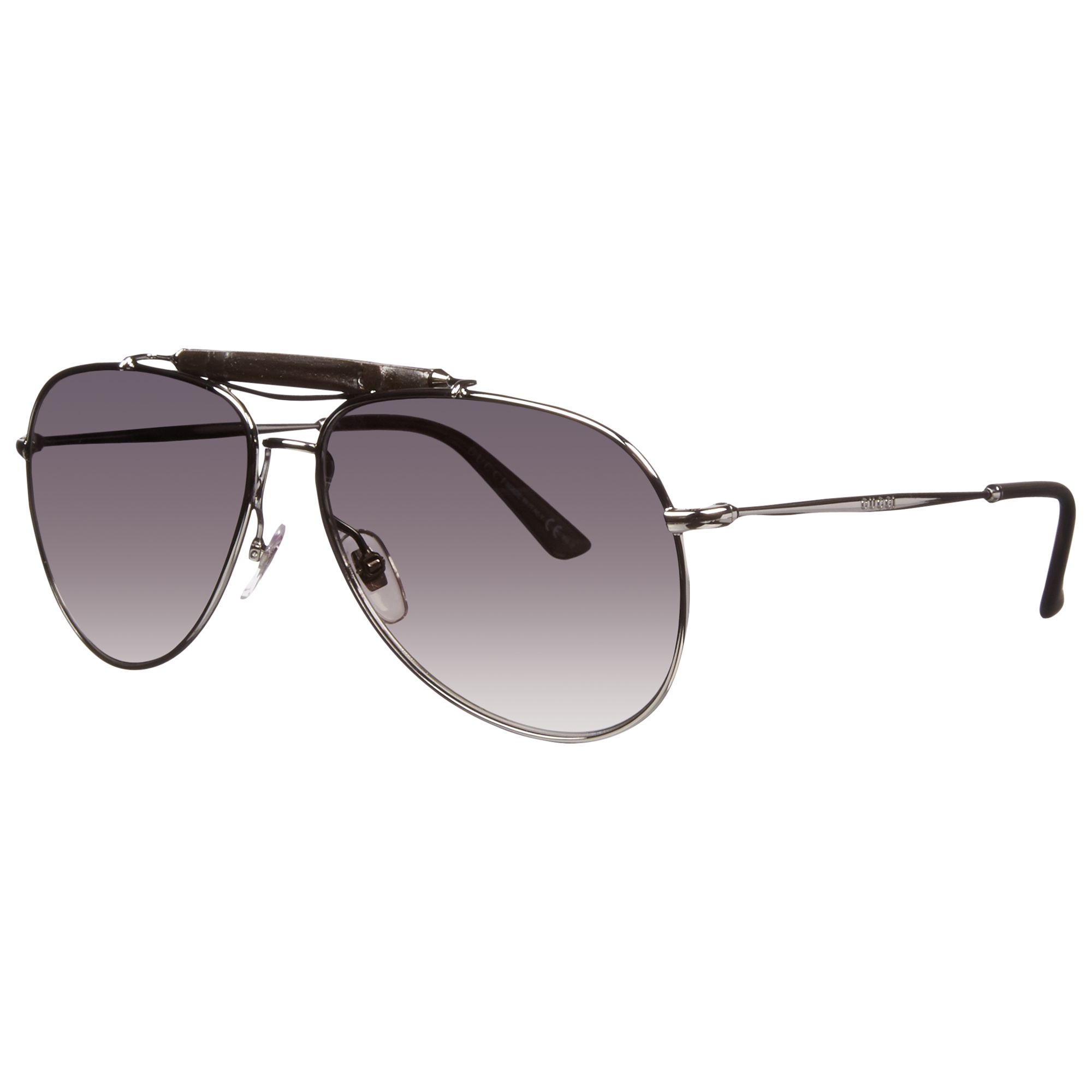 Gucci Bamboo Frame Glasses : Buy Gucci GG2235/S J5GOH Bamboo & Metal Frame Aviator ...