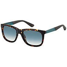 Buy Marc by Marc Jacobs MMJ379/S Rectangular Frame Sunglasses Online at johnlewis.com