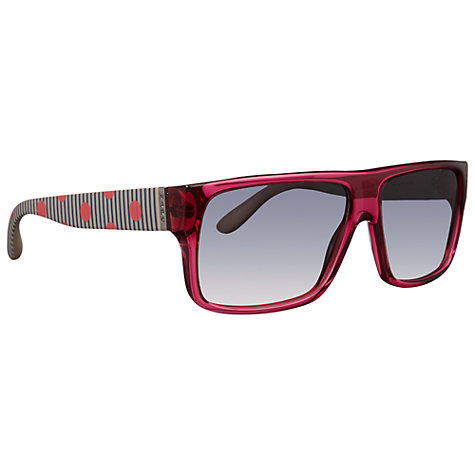 Buy Marc by Marc Jacobs MMJ096/N/S Rectangular Frame Sunglasses Online at johnlewis.com