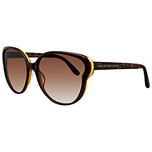 Buy Marc by Marc Jacobs 369/S C92CC Sunglasses, Orange Online at johnlewis.com