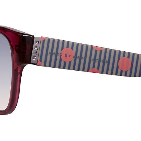 Buy Marc by Marc Jacobs MMJ230/S Square Frame Sunglasses Online at johnlewis.com