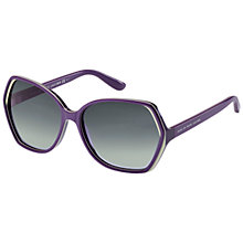 Buy Marc by Marc Jacobs MMJ382/S Rectangular Frame Sunglasses Online at johnlewis.com