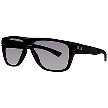 Buy Oakley OO9199 Bread Box D-Framed Sunglasses, Polished Black Online at johnlewis.com