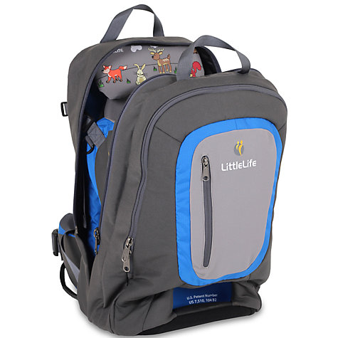 Buy LittleLife Ultralite S3 Back Facing Child Carrier Online at johnlewis.com