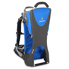 Buy LittleLife Ranger Back Facing Child Carrier, Blue/Grey Online at johnlewis.com