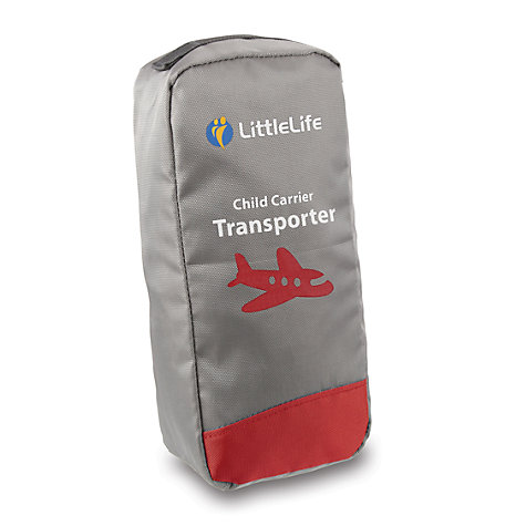Buy LittleLife Child Carrier Transporter, Grey Online at johnlewis.com