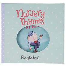Buy Ragtales Nursery Rhymes Book Online at johnlewis.com