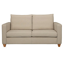 Buy John Lewis Byron Medium Sofa Bed, Lorenzo Linen Online at johnlewis.com