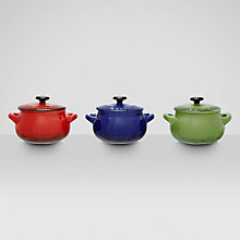 Buy Denby Brights Pots, Set of 3 Online at johnlewis.com
