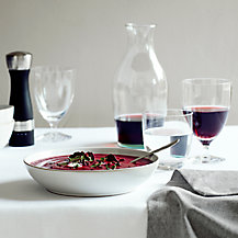 Roast Beetroot and Puy Lentil Soup by Alice Hart