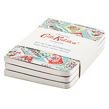 Buy Cath Kidston Assorted A6 Notebooks, Set of 3 Online at johnlewis.com