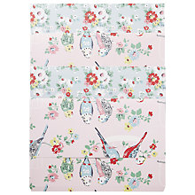 Buy Cath Kidston Budgie & Daisy Document Wallets, Set of 4 Online at johnlewis.com