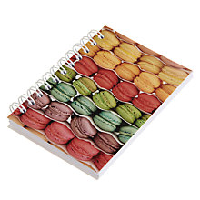 Buy Go Stationery Macaroon A7 Mini Notebook Online at johnlewis.com