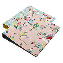 Buy Cath Kidston Budgie & Daisy Ringbinders, Set of 2 Online at johnlewis.com