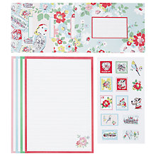 Buy Cath Kidston Bright Daisies Writing Set Online at johnlewis.com