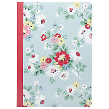 Buy Cath Kidston Bright Daisy A5 Notebook Online at johnlewis.com