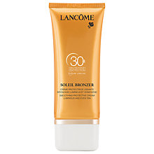 Buy Lancôme Soleil Face Cream Online at johnlewis.com