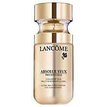 Buy Lancôme Absolue Yeux Eye Serum Online at johnlewis.com