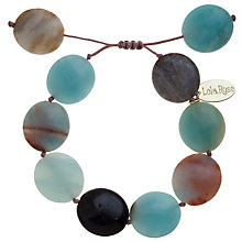 Buy Lola Rose Kinley Semi Precious Stone Bracelet Online at johnlewis.com