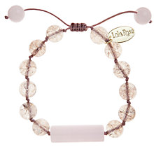 Buy Lola Rose Emmeline Semi Precious Stone Bracelet Online at johnlewis.com